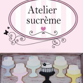 Taller de confecció i decoració de galetes amb Atelier Sucrème