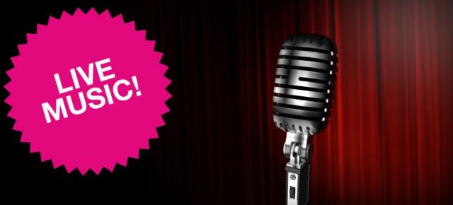 Vuelve la música en directo!! TODOS LOS VIERNES NOCHE EN EL QGAT